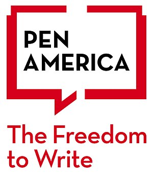 PEN American Center - Image: Pen Box tagline lrg