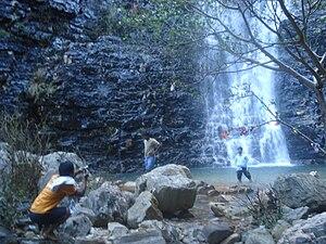 Penchalakona -  Penchalakona waterfalls