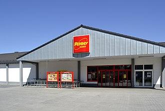Penny (supermarket) - Penny Markt