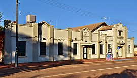 Perenjori Shire Hall & Offices, 2018 (01).jpg