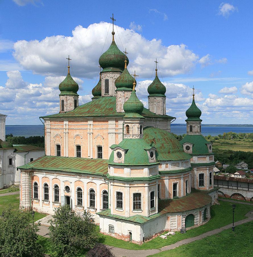 Успенский собор Горицкого монастыря. Автор - Ludvig14