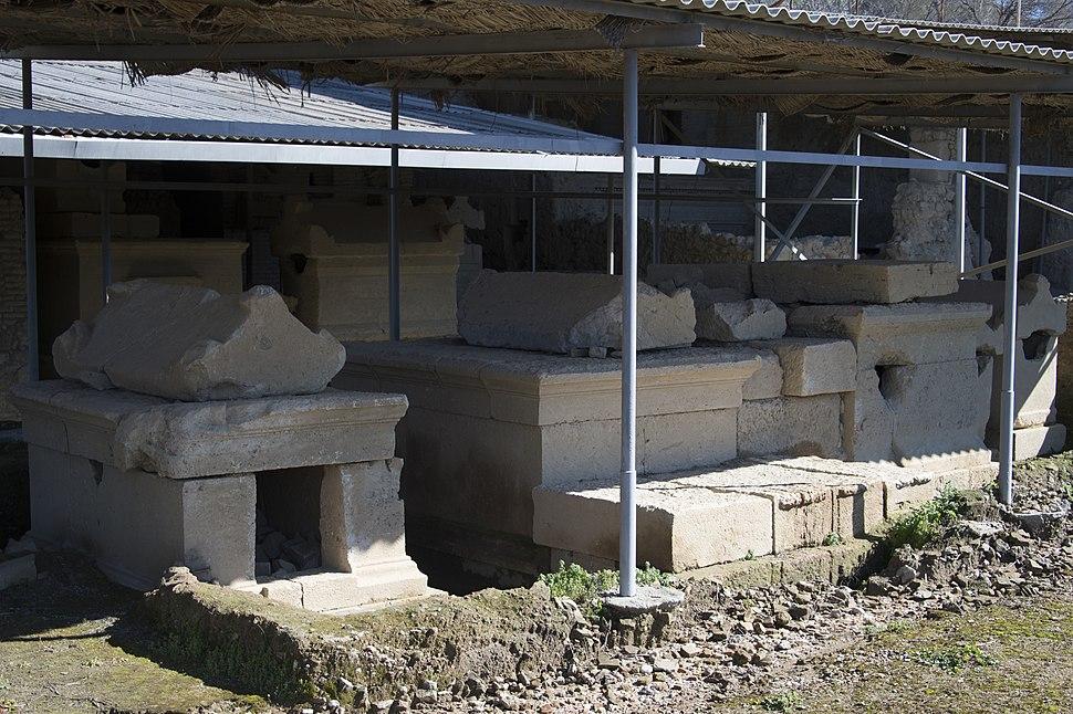 Perge Necropolis beyond West Gate 5242