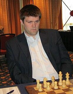 Peter Heine Nielsen Danish chess player