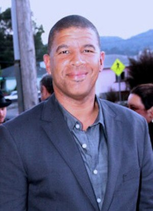 Peter Ramsey - Ramsey at the 35th Mill Valley Film Festival for the Rise of the Guardians premiere in 2012