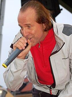 Peter Stormare på Grøne Lund 2008.