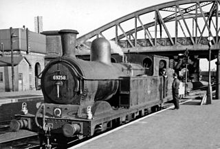 GCR Class 9F 3 classes of 131 British 0-6-2T locomotives, later LNER class N5