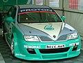 Petronas Syntium Proton BTC-T Proton Impian, Knockhill Circuit, Scotland.jpg