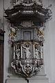 Pfarrkirchen, Wallfahrtskirche Gartlberg, pulpit 003.JPG