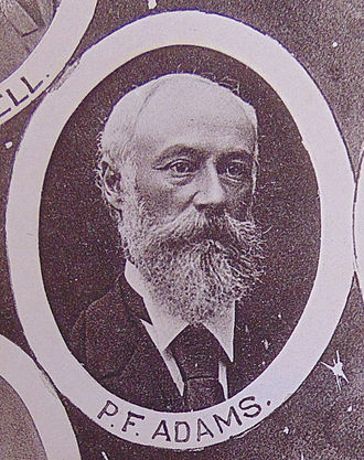 Philip Francis Adams - Image: Philip Francis Adams