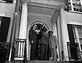 Photograph of Vice President Richard Nixon, Prime Minister of Ghana Kwame Nkrumah, and General Maxwell Taylor.jpg