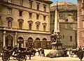 Piazza di Minerva, Rome, Italy-LCCN2001700968.jpg