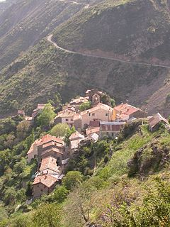 Pierlas Commune in Provence-Alpes-Côte dAzur, France
