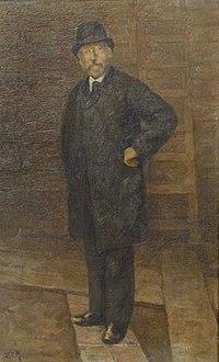 Piet Mondriaan - Portret van Egbert Kuipers (1828-1892) - A113 - Piet Mondrian, catalogue raisonné.jpg