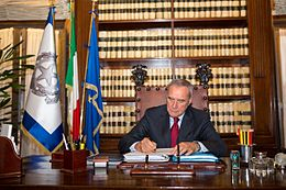 Pietro Grasso as Acting President.jpg
