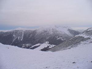 Căliman-Harghita Mountains -  Pietrosu Peak, Călimani Mountains, Romania