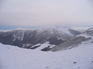 Căliman-Harghita Mountains