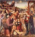 Pieve di Sant'Ippolito, girolamo ristori, adorazione dei pastori, 1503.jpg