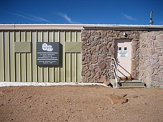 United States Army Pikes Peak Research Laboratory - Image: Pikes Peak Army Research Laboratory