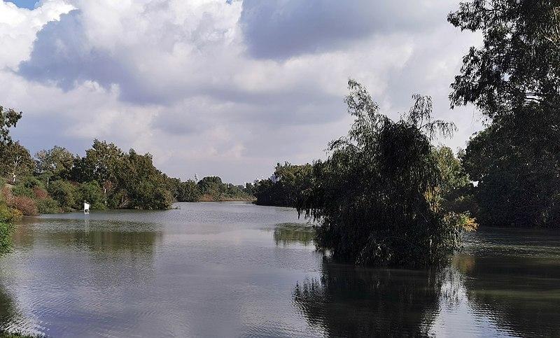 אגם הנקיק בראשון לציון