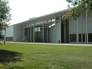 Kunstareal - Pinakothek der Moderne