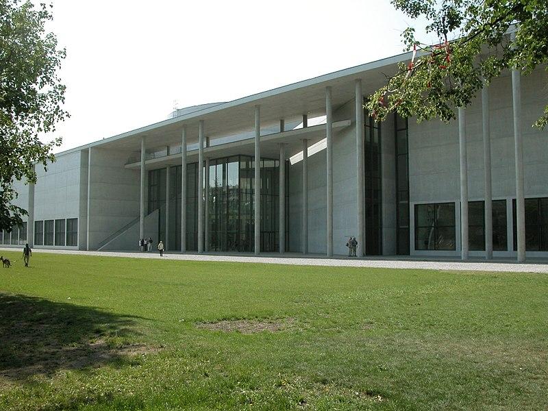 Pinakothek der Moderne (Múnich – Alemania)