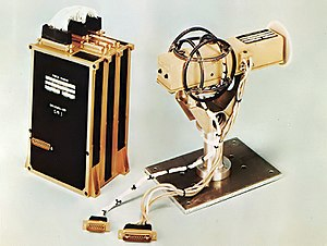Magnetometer - Helium Vector Magnetometer (HVM) of the Pioneer 10 and 11 spacecraft