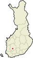 Pirkkala Suomen maakuntakartalla.png