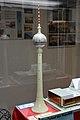 Pirna DDR Museum Modell Berliner Fernsehturm.jpg