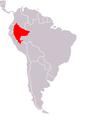 Pithecia monachus map.png