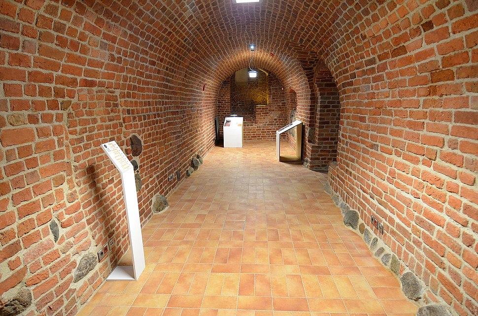 Piwnice staromiejskie Muzeum Historyczne m.st. Warszawy 03