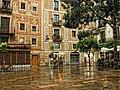 Plaça del Pi, Barcelona - panoramio.jpg