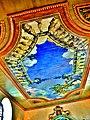 Plafond peint de la chapelle sainte Anne.jpg