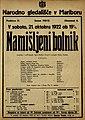 Plakat za predstavo Namišljeni bolnik v Narodnem gledališču v Mariboru 21. oktobra 1922.jpg