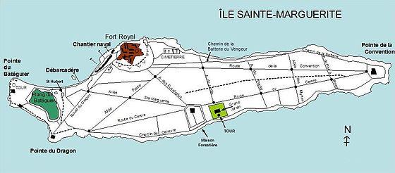 Île Sainte-Marguerite - Wikiwand