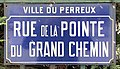 Plaque Rue Pointe Grand Chemin - Le Perreux-sur-Marne (FR94) - 2021-01-16 - 1.jpg