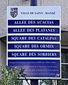 Plaque Voies Groupe Habitations Construits OPHDS 1935 - Saint-Mandé (FR94) - 2020-10-04 - 2.jpg
