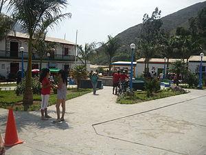 Antioquia District - Antioquía, Peru