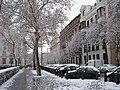 Plaza de la Villa de París—Snow03.JPG