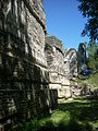 Plaza of the Seven Temples, Tikal - temple backs.jpg