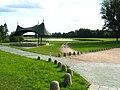 Podlaskie - Michalowo - Michalowo - Grodecka - reservoir.JPG