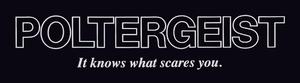 Poltergeist (film series) - Image: Poltergeist Filmlogo