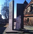 Pomnik jana pawła II wrzesnia.jpg