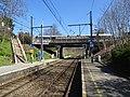 Pont et tram Saint-Job - 29 mars 2019.jpg