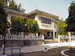 Municipal hall of Poro