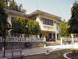 Municipality of the Philippines in the province of Cebu