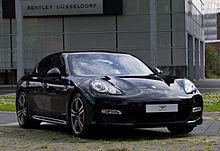 Porsche Panamera Turbo (970) – Frontansicht (1), 18. Juli 2012, Düsseldorf.jpg