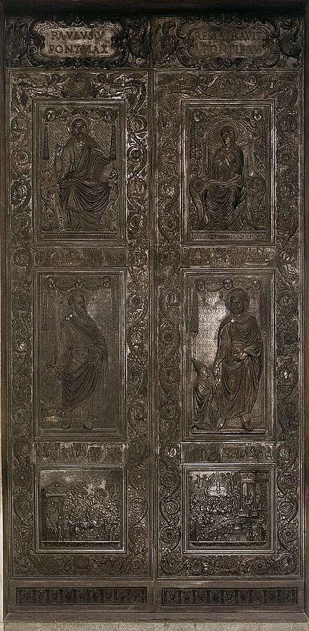 Filarete Door