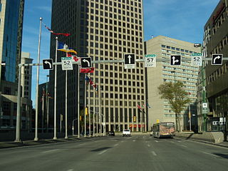 Winnipeg Route 57 city route in Winnipeg