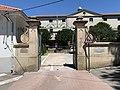 Portail de l'école de musique - Promenade des Tilleuls (Montluel).jpg