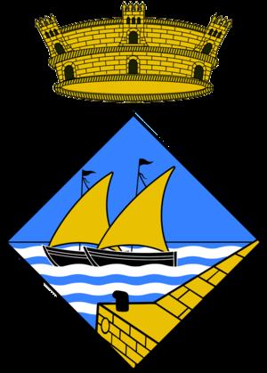 Portbou - Image: Portbouescut